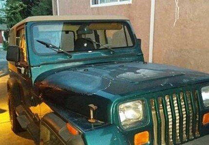 1995 jeep Wrangler 4WD Rio Grande for sale 100978876