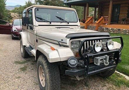 1995 jeep Wrangler for sale 101033628