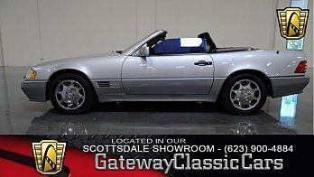 1995 mercedes-benz SL500 for sale 100963369