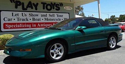 1995 pontiac Firebird Convertible for sale 100958926