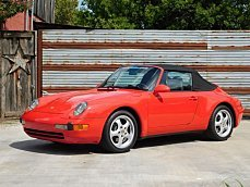 1995 porsche 911 Cabriolet for sale 101031291