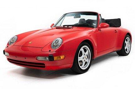 1995 porsche 911 Cabriolet for sale 101042101