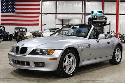 1996 BMW Z3 1.9 Roadster for sale 100928217