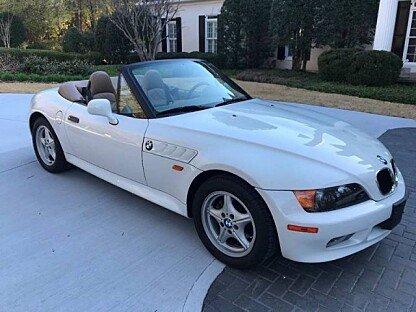 1996 BMW Z3 1.9 Roadster for sale 100963238