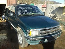 1996 Chevrolet Blazer 4WD 4-Door for sale 100292717