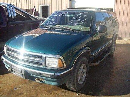 1996 Chevrolet Blazer 4WD 4-Door for sale 100783828