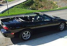 1996 Chevrolet Camaro Z28 Convertible for sale 100791620