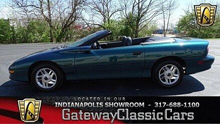 1996 Chevrolet Camaro Z28 Convertible for sale 100863982