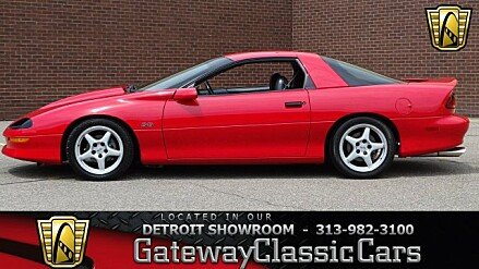 1996 Chevrolet Camaro Z28 Coupe for sale 100920870