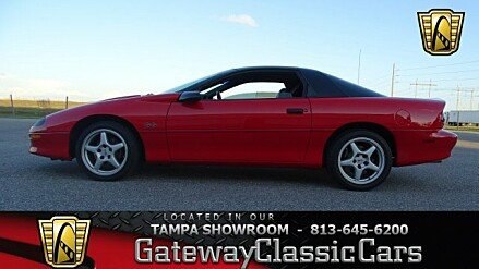 1996 Chevrolet Camaro Z28 Coupe for sale 100941006