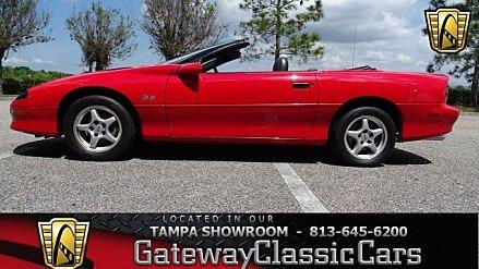 1996 Chevrolet Camaro Z28 Convertible for sale 100973927