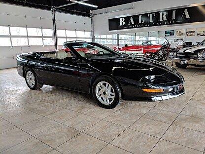 1996 Chevrolet Camaro Z28 Convertible for sale 100973956