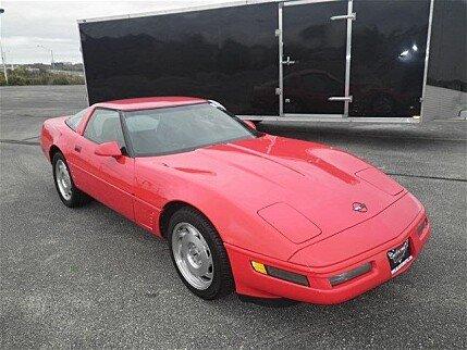 1996 Chevrolet Corvette for sale 100019986