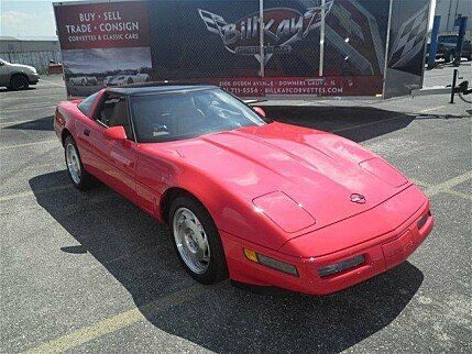1996 Chevrolet Corvette Coupe for sale 100756356