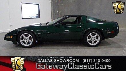 1996 Chevrolet Corvette Coupe for sale 100756689