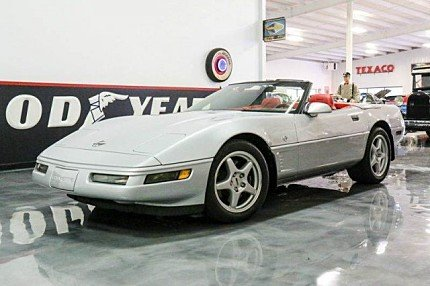 1996 Chevrolet Corvette Convertible for sale 100766326