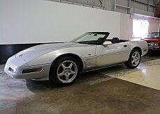 1996 Chevrolet Corvette Convertible for sale 100778652