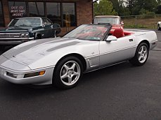 1996 Chevrolet Corvette Convertible for sale 100780172