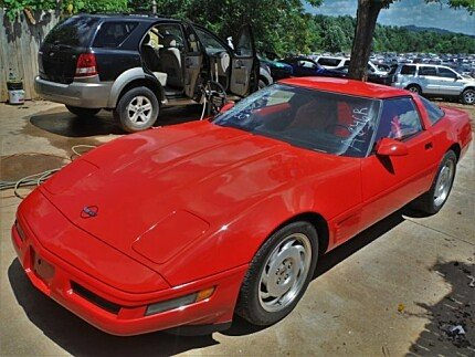 1996 Chevrolet Corvette Coupe for sale 100784336