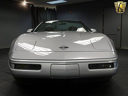 1996 Chevrolet Corvette Convertible for sale 100789690