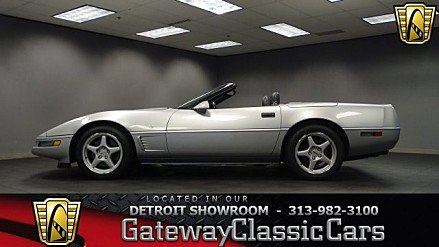 1996 Chevrolet Corvette Convertible for sale 100789690