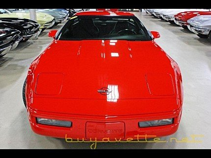 1996 Chevrolet Corvette Coupe for sale 100821557