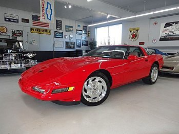 1996 Chevrolet Corvette for sale 100831700