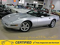 1996 Chevrolet Corvette Convertible for sale 100833289