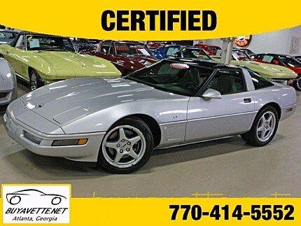 1996 Chevrolet Corvette Coupe for sale 100853258
