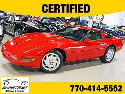 1996 Chevrolet Corvette Coupe for sale 100863400