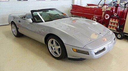 1996 Chevrolet Corvette Convertible for sale 100866485