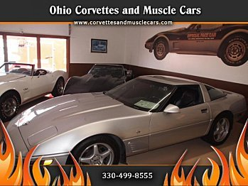 1996 Chevrolet Corvette Coupe for sale 100020690