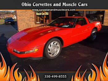 1996 Chevrolet Corvette Coupe for sale 100020691