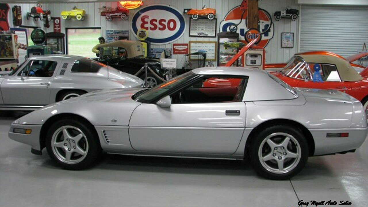 1996 Chevrolet Corvette for sale 100789755