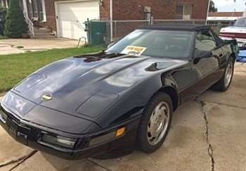 1996 Chevrolet Corvette Convertible for sale 100791854