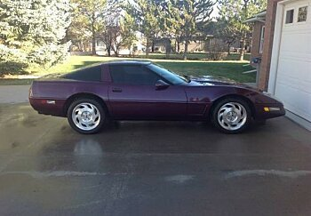 1996 Chevrolet Corvette Coupe for sale 100875408