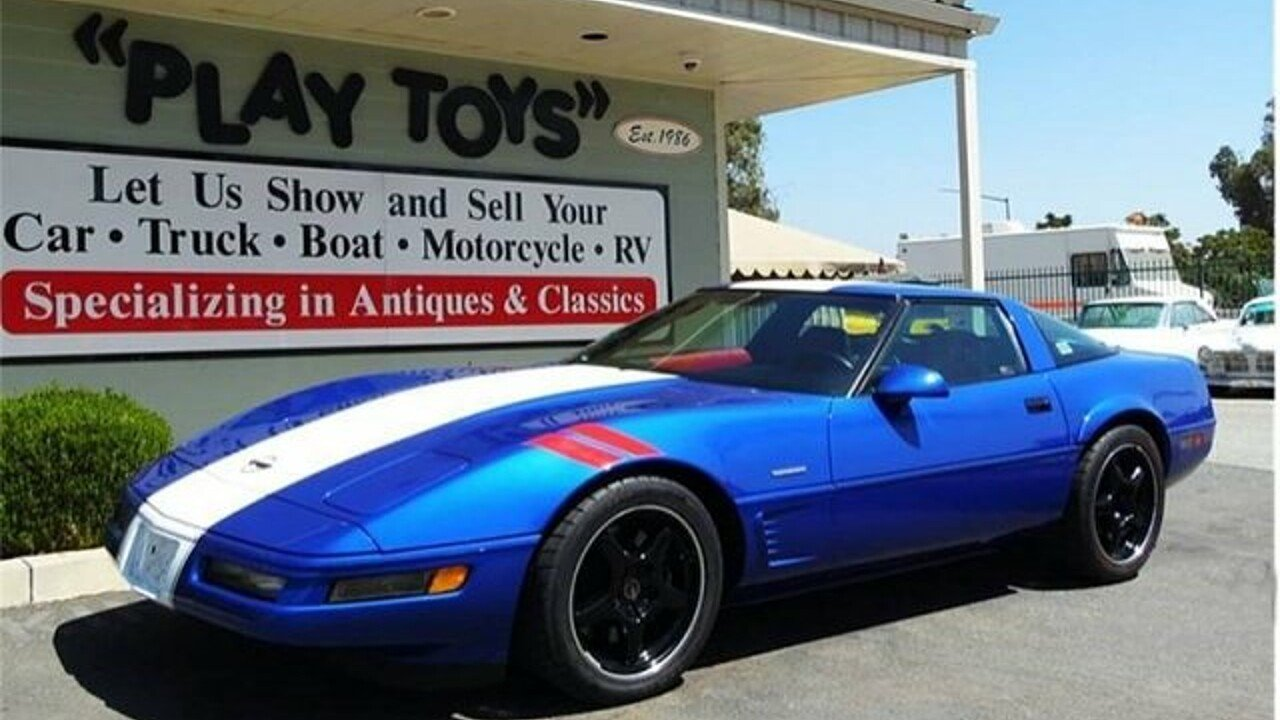 1996 Chevrolet Corvette for sale 100888770