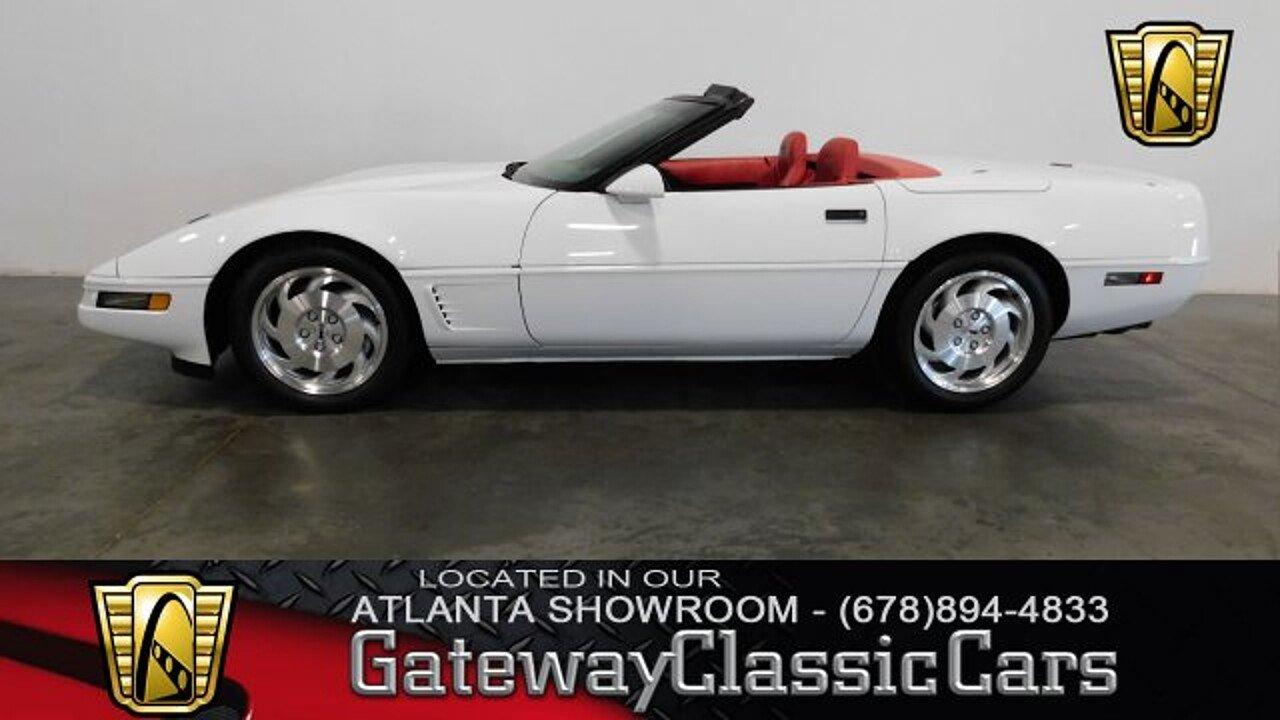 1996 Chevrolet Corvette Classics for Sale - Classics on Autotrader