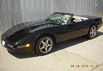 1996 Chevrolet Corvette Convertible for sale 100906191