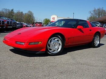 1996 Chevrolet Corvette Coupe for sale 100991717