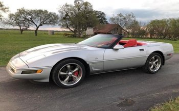 1996 Chevrolet Corvette Convertible for sale 100766326