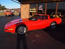 1996 Chevrolet Corvette Coupe for sale 100780158
