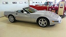 1996 Chevrolet Corvette Convertible for sale 100866485