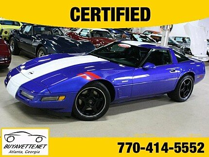 1996 Chevrolet Corvette Coupe for sale 100885851