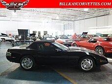 1996 Chevrolet Corvette Convertible for sale 100889521