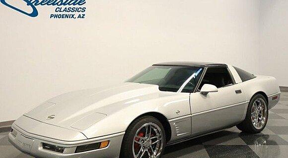 1996 Chevrolet Corvette Coupe for sale 100910716