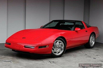 1996 Chevrolet Corvette Coupe for sale 100916259