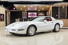 1996 Chevrolet Corvette Convertible for sale 100919535