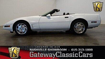 1996 Chevrolet Corvette Convertible for sale 100932194
