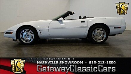 1996 Chevrolet Corvette Convertible for sale 100941425